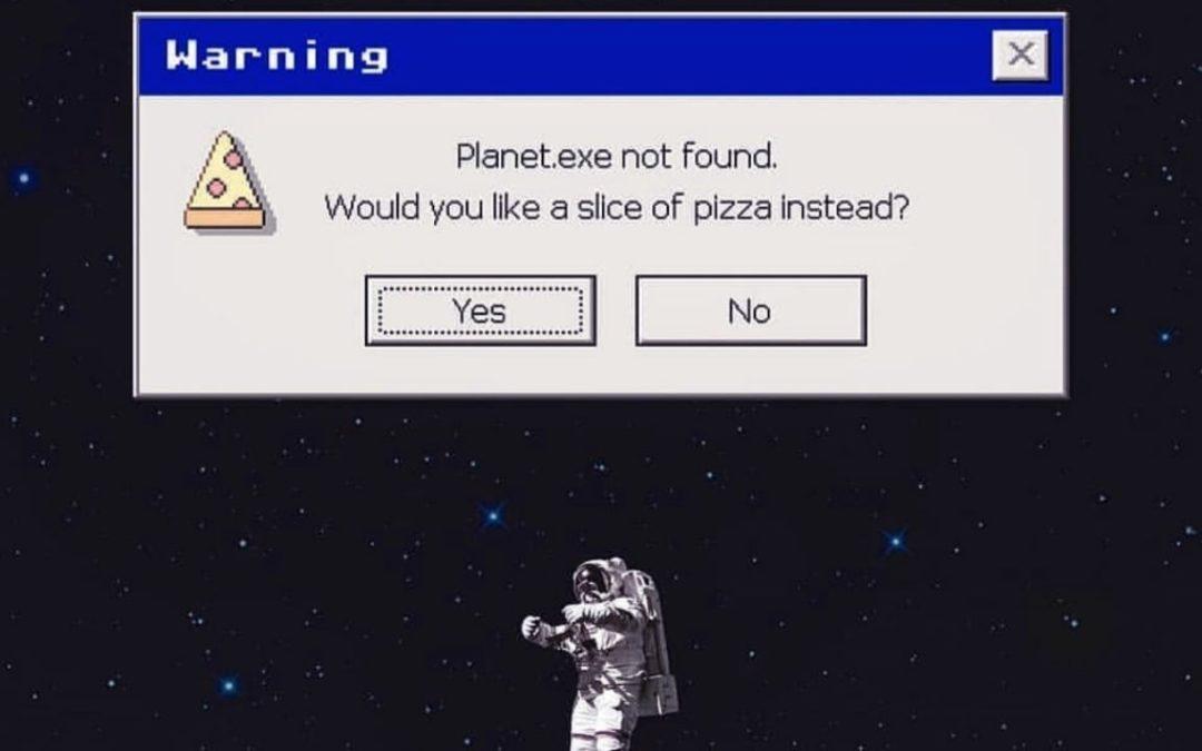 La planète ? Quelle planète ?